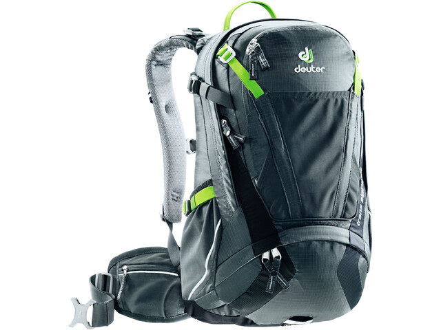Deuter Trans Alpine 24 Mochila, graphite-black